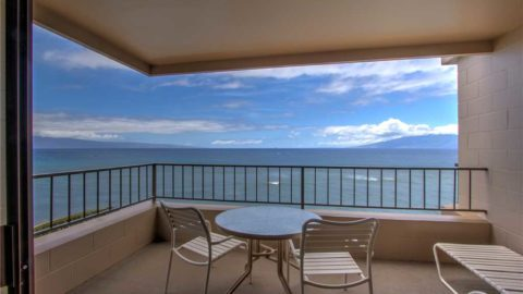 1 Bedroom Corner Oceanfront #401