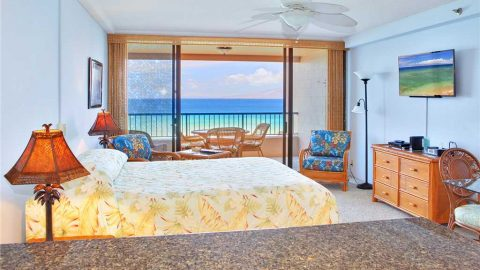 Junior Suite Oceanfront #403
