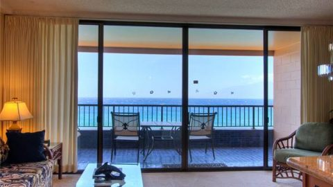 1 Bedroom Oceanfront #604
