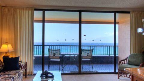 1 Bedroom Oceanfront #604