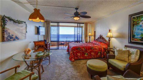 Junior Suite Oceanfront #802