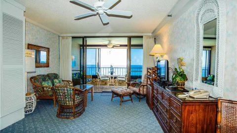 Junior Suite Oceanfront #607