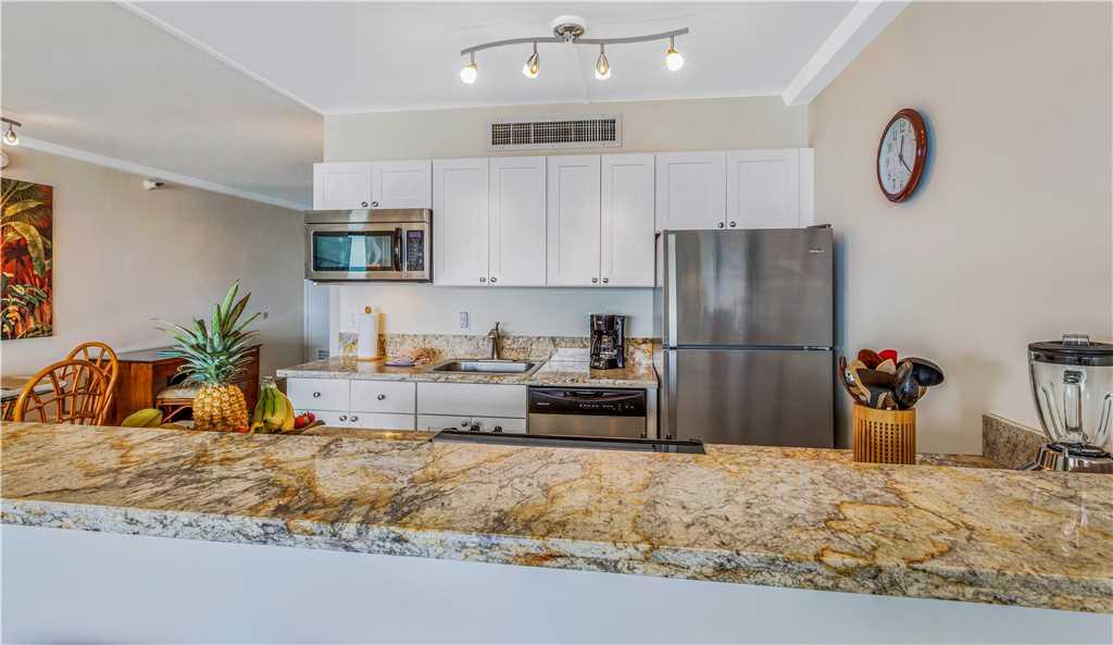 Sample partial kitchen
