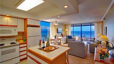 Best Rate – One-Bedroom Corner Oceanfront