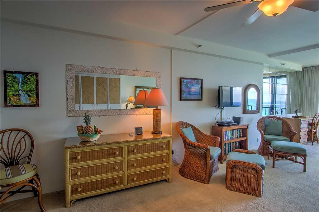 Partial living area
