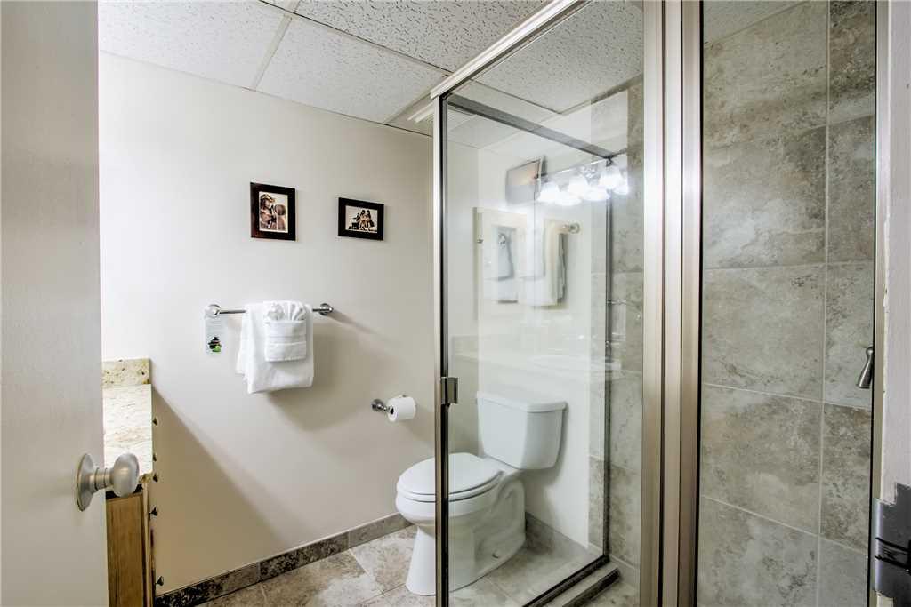 Partial bathroom