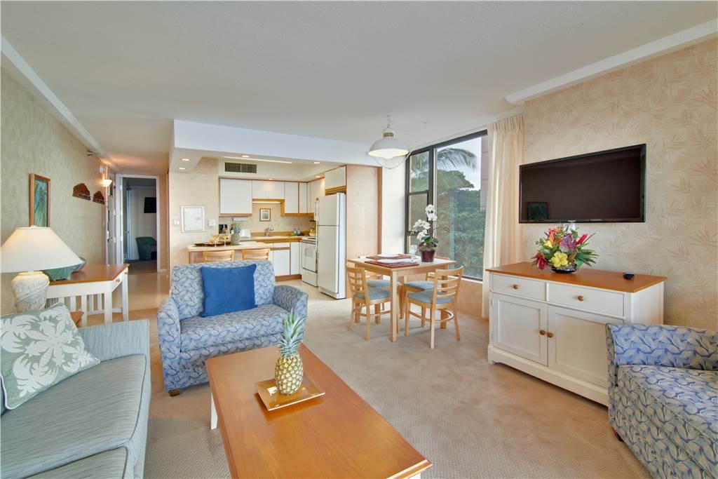 Sample Living Area