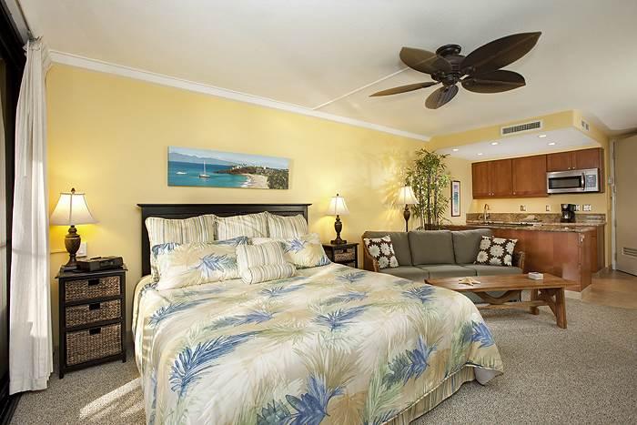 Sample (2) Bed & Kitchen