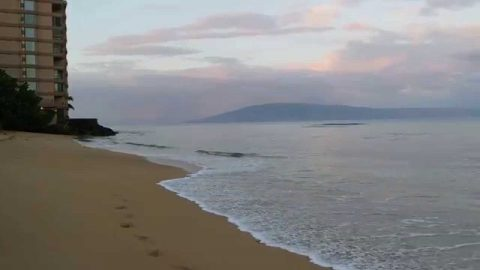 Maui Kai: Listen to the Poetry of this Maui Sunset
