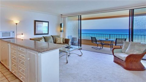 One Bedroom Oceanfront