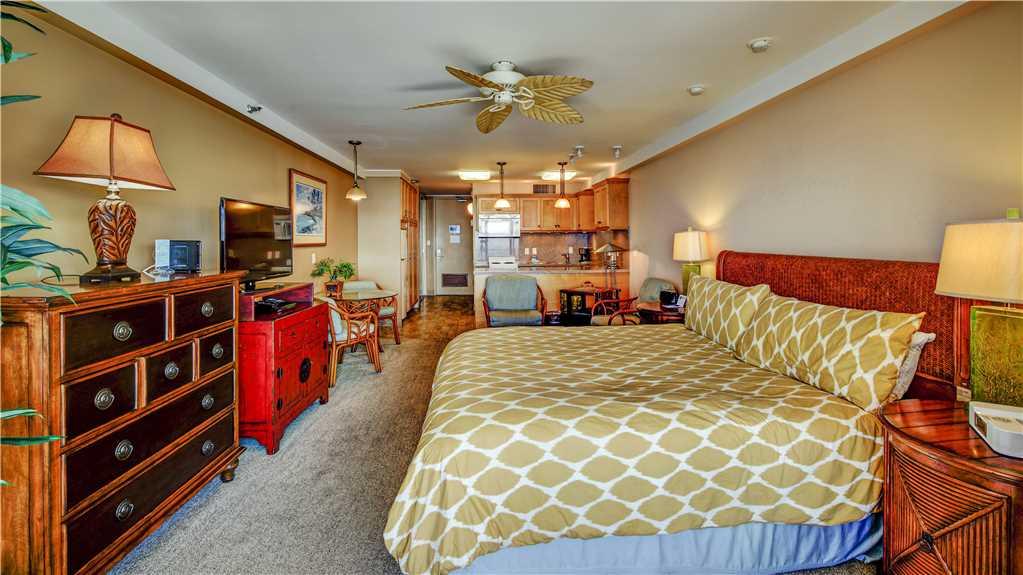 Sample Living and sleeping area